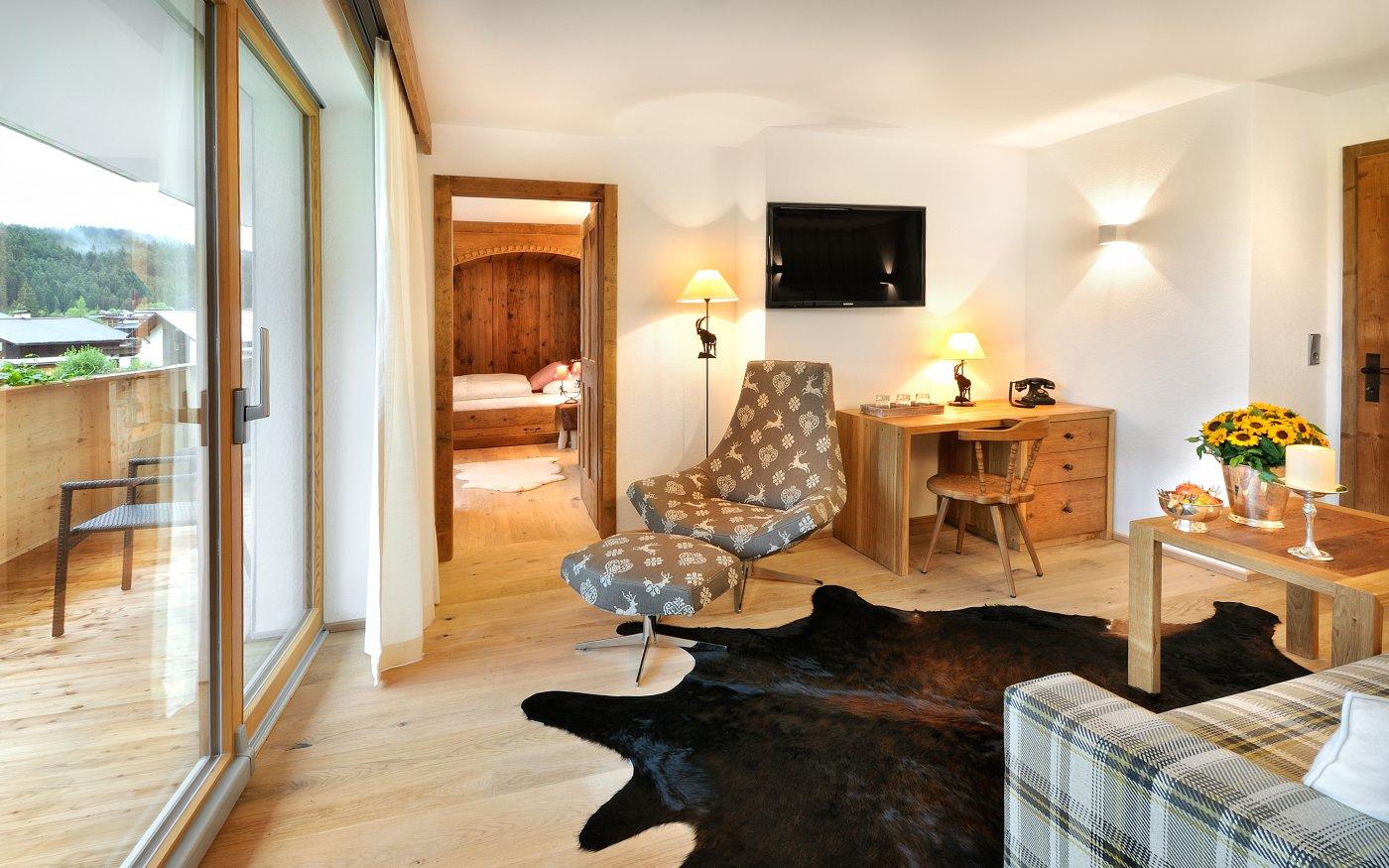 Ihr 4 Sterne S Hotel in Leutasch in Tirol, Österreich - Quellenhof ...