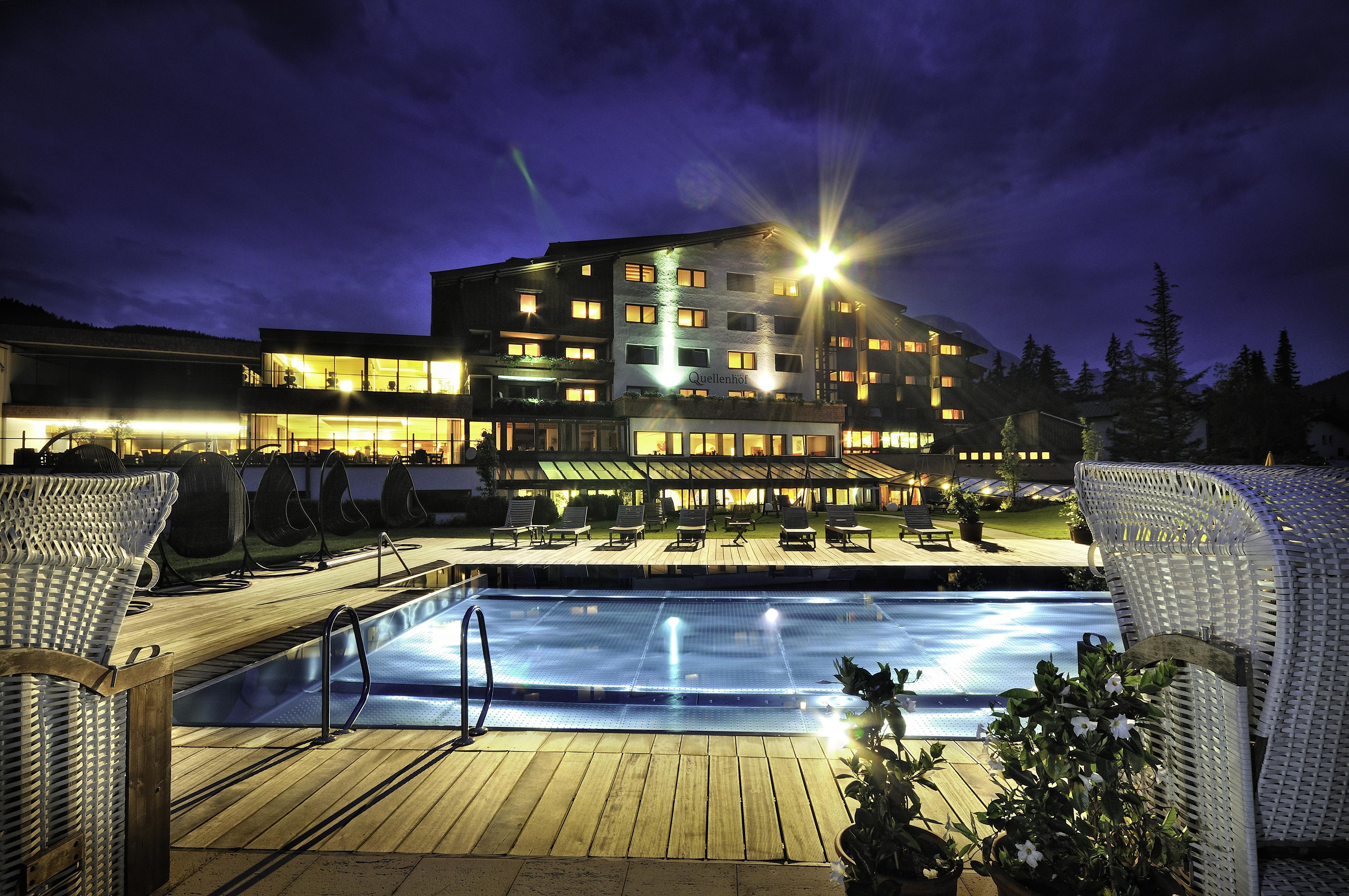 Ihr 4 Sterne S Hotel In Leutasch In Tirol österreich Quellenhof